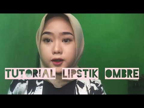 tutorial-bikin-lipstik-ombre-(menggunakan-lip-cream-wardah-)