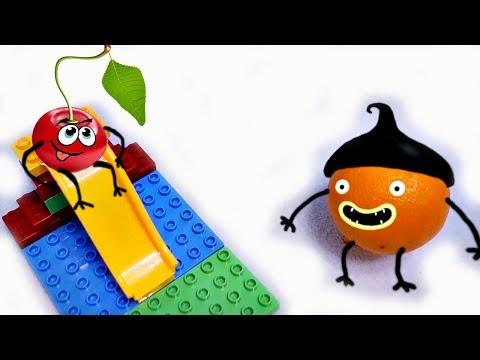 ЧУЧЕЛ и ВИШНЯ #3 Веселые Приключения Чучела и Кекела Игра для Детей