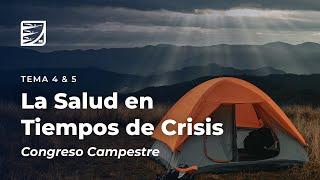 Congreso Camp. Shepherd TX, Tema #4 & 5 Por: Dr. Eryn Castellanos y Dr. Franc. Rodríguez   1022021
