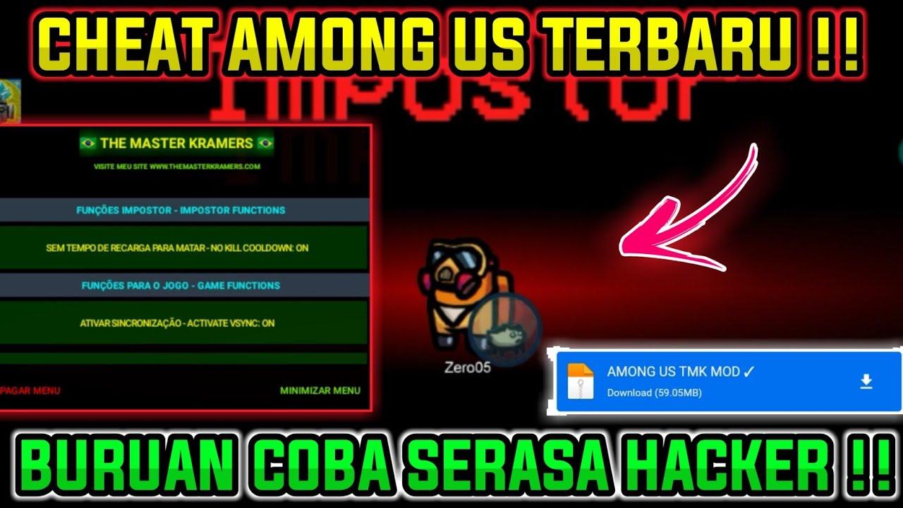 CHEAT AMONG US V9.9    Full Unlocked,Hack Speed,No Ads,Kill Cooldown,No Paswwod Buruan Coba !! 😱