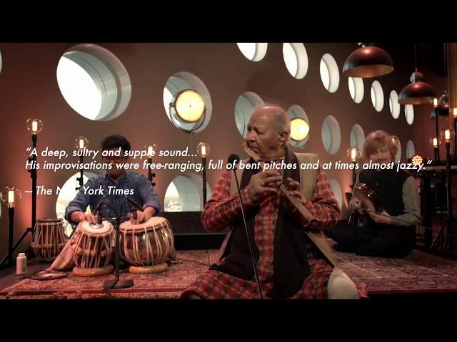 Hariprasad Chaurasia The Legendary Master Flautist In Concert Youtube