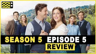 Video When Calls The Heart Season 5 Episode 5 Review w/ Andrea Brooks | AfterBuzz TV download MP3, 3GP, MP4, WEBM, AVI, FLV Juni 2018