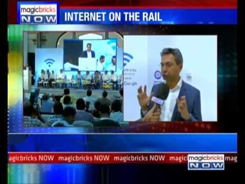 The News – Free Wi-Fi at Mumbai Central station