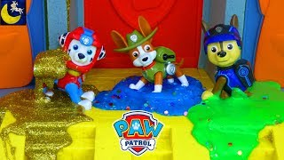 Lots of Paw Patrol Make Slime Toy Videos Compilation Mission Paw Sea Patrol Super Hero Slimey Toys