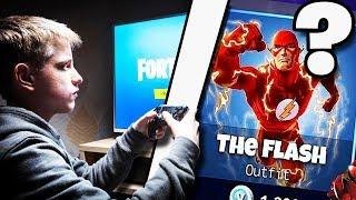 NEWS: 13 YEARS WILL FORTNITE PROFI | Superhero Speculation | French Skins