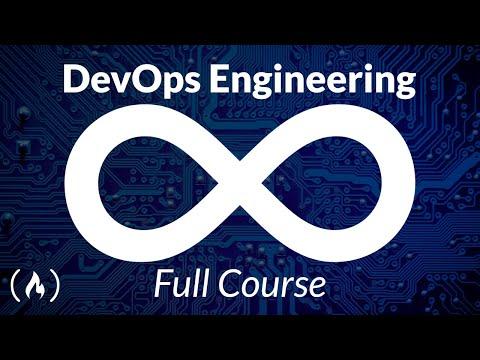 DevOps Engineering Course for Beginners
