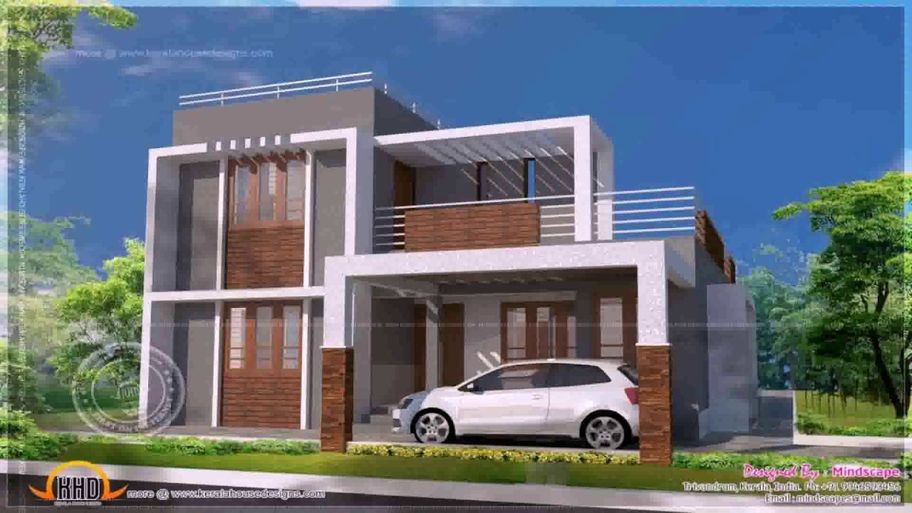 Middle Class House Design In India