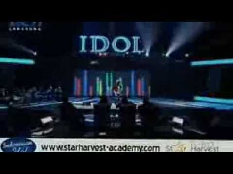 VIRZHA - SOMEBODY THAT I USED TO KNOW (Gotye) - Indonesian Idol 2014 - Top 15 Show