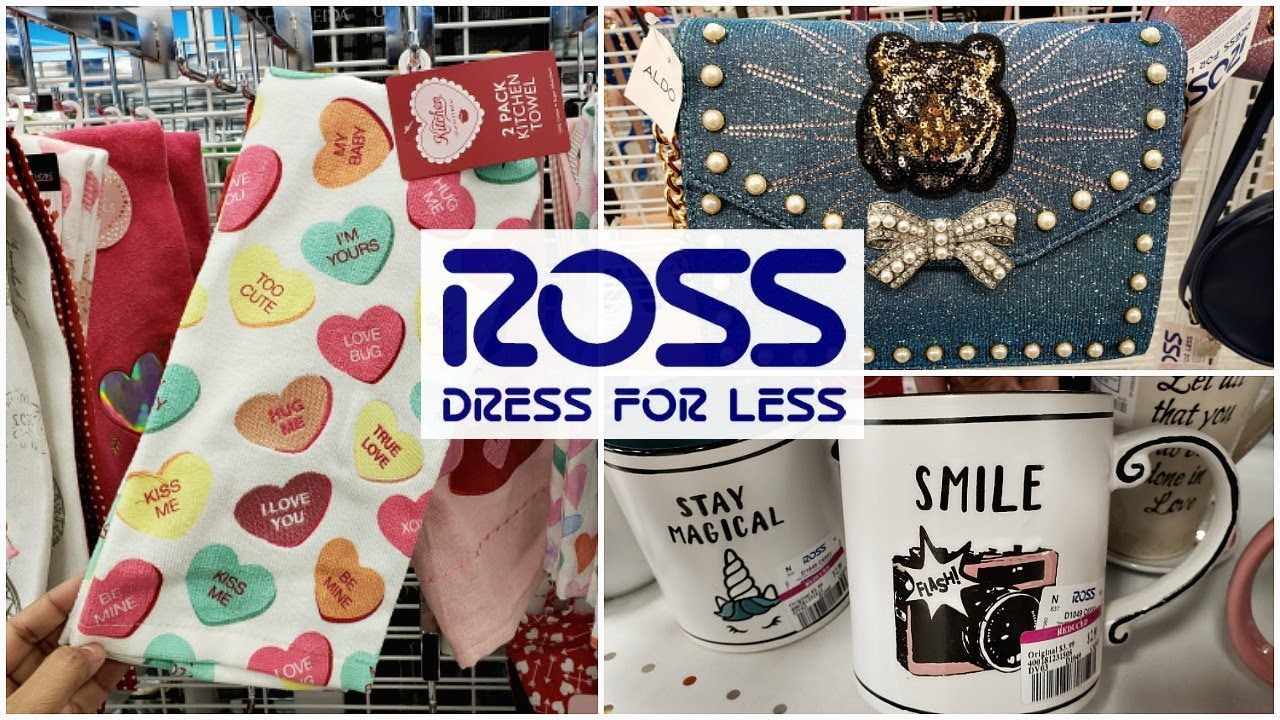 a1d309eb66 Ross Dress For Less INEXPENSIVE Home Decor   Handbags 2019 - YouTube