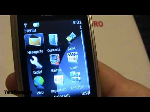 Nokia 6300 Review in Romana