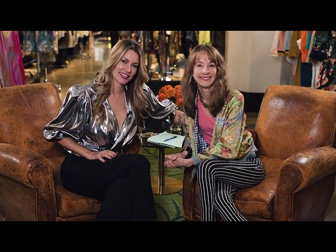 "Art Zone With Nancy Guppy: Supermodel Susan Holmes McKagan's Debut Novel, ""The Velvet Rose"""