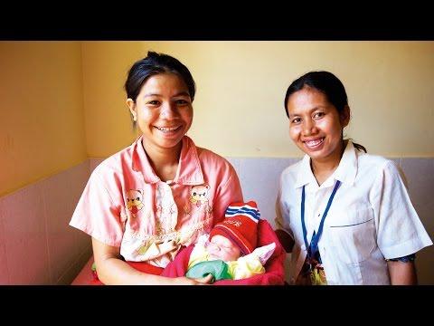 Mondulkiri Community Health - Cambodia - Project Compassion 2016