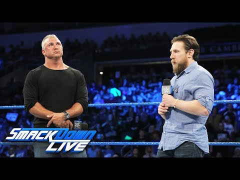 Shane McMahon is suspended as SmackDown LIVE Commissioner: SmackDown LIVE, Sept. 5, 2017
