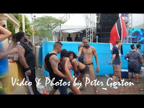 Trinidad Water Fete at Pier 1 Chaguaramas 2014