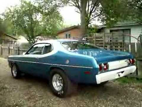 1973 Dart Sport 340 Youtube
