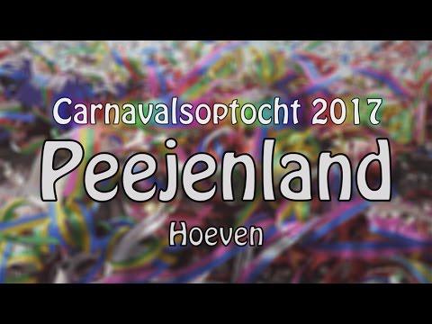 Optocht Hoeven- Peejenland 2017