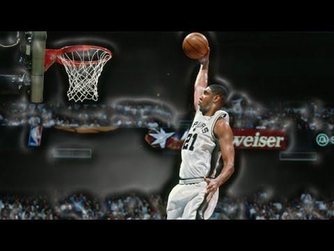Tim Duncan: Top 21 Career Dunks