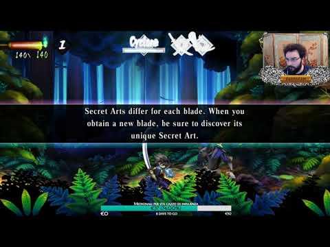 Barbastream - Muramasa: the Demon Blade