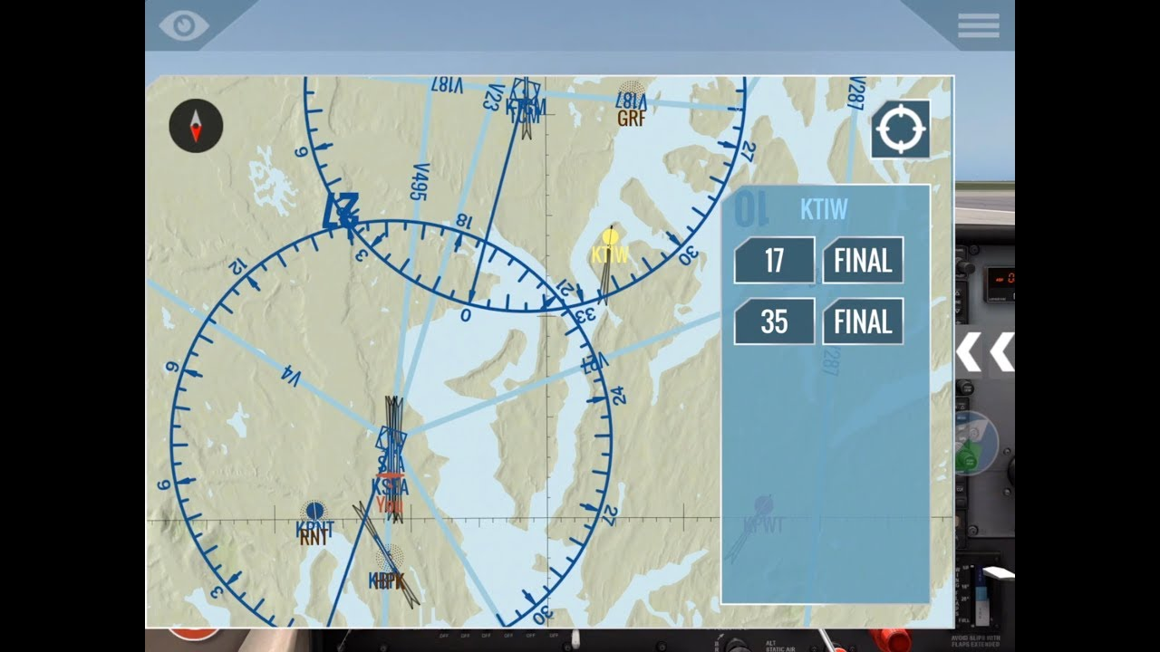 X Plane 10 Map X Plane 10 Mobile Map   YouTube