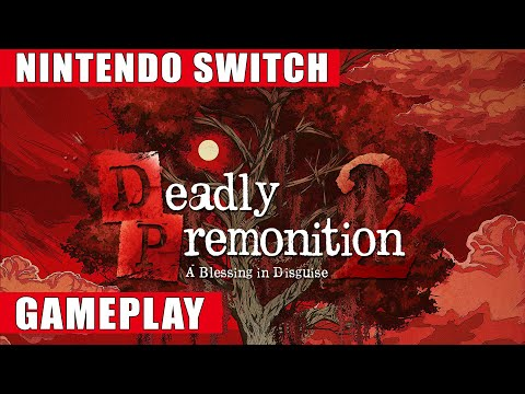 Deadly Premonition 2: A Blessing In Disguise Nintendo Switch Gameplay