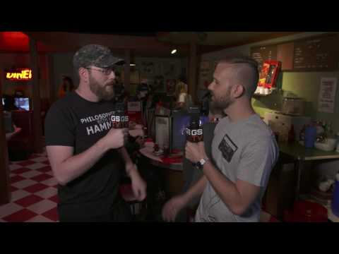Wolfenstein II: The New Colossus Interview with Jens Matteis | E3 2017 | GameStop TV