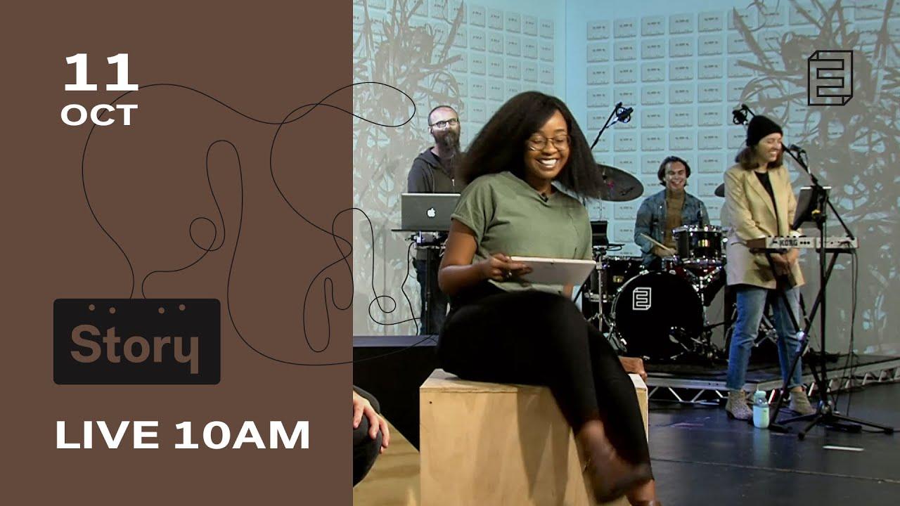 Emmanuel Live Online Service // 10am Sun 11 Oct 2020 Cover Image