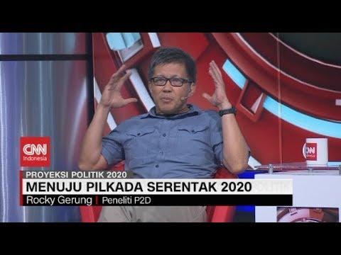 Rocky Gerung: Politik