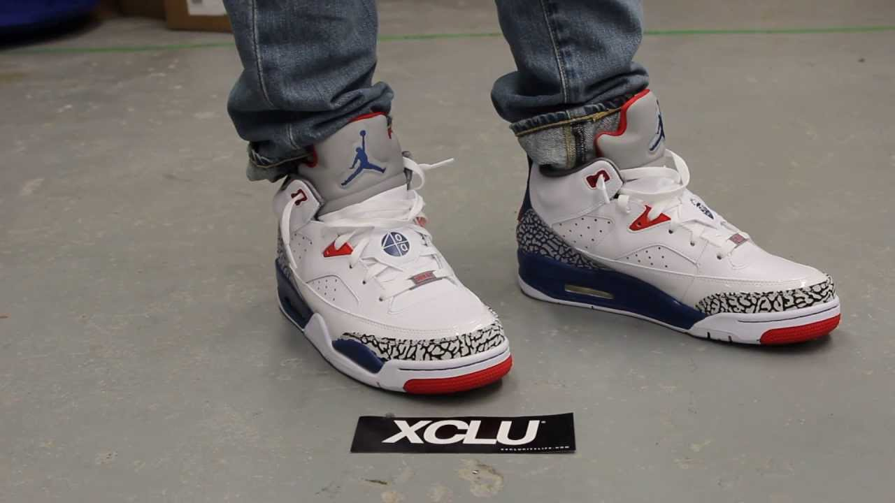 reputable site 577f8 00e48 Jordan Son Of Mars Low