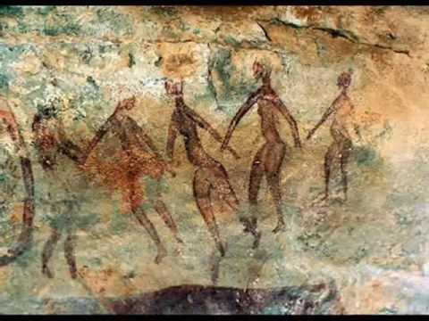 Danza prehistórica