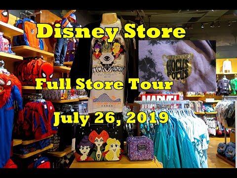 Disney Store - Florida Mall - July 2019