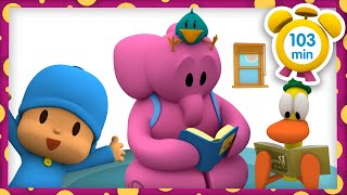 📚 POCOYO in ENGLISH - Once Upon a time [103 min] | Full Episodes | VIDEOS and CARTOONS for KIDS