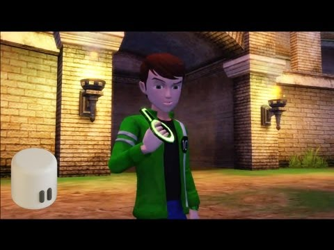 """Ben 10: Ultimate Alien - Xbox 360 """"E-Knocked Out!!"""""""