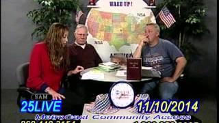 "Wake Up America 11/10/14 ""Sam"" targeted Individual"