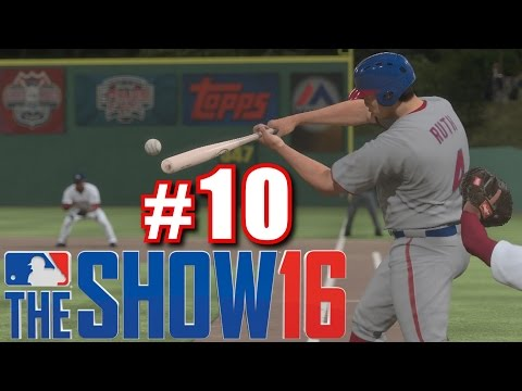 GREATEST PERFORMANCE IN MINOR LEAGUE HISTORY! | MLB The Show 16 | Road to the Show #10