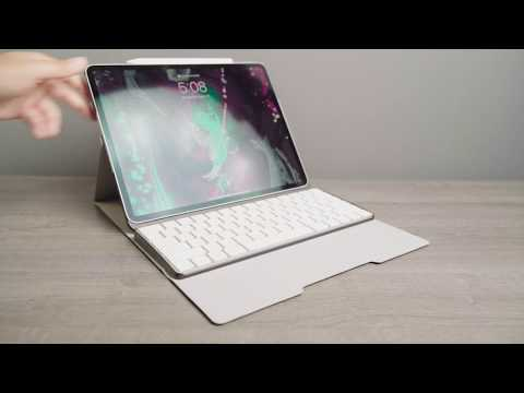 How To Insert The Apple Magic Keyboard Into The Touchtype Pro