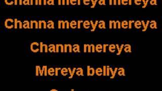 Ae Dil Hai Mushkil~Chenna Mera (Karaoke Version)~Sing Sing India