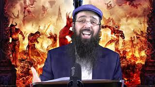 הרב יעקב בן חנן - אברהם אבינו מציל מגיהנום את כל מי שנימול