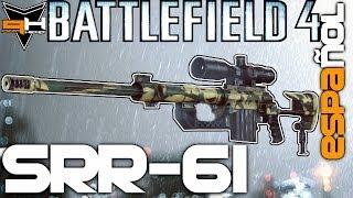 SRR-61 Reseña Battlefield 4 Guía de Armas ( PizzaHead ) Battlefield 4 Gameplay [ Español ] HD