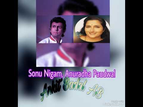 Mujhe Teri Mohabbat Ka Sahara - Sonu Nigam, Anuradha Paudwal - Tribute To Legends - Ankit Badal AB