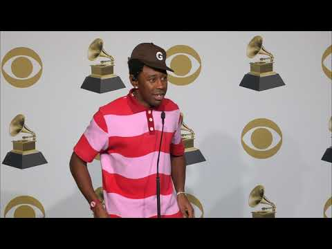 Tyler, The Creator TV/Radio Room Interview | 2020 GRAMMYs