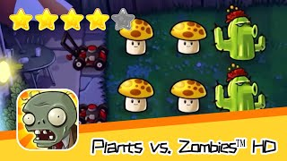 Plants vs  Zombies™ HD Adventure 2 FOG 03 Walkthrough The zombies are coming! Recommend index five s