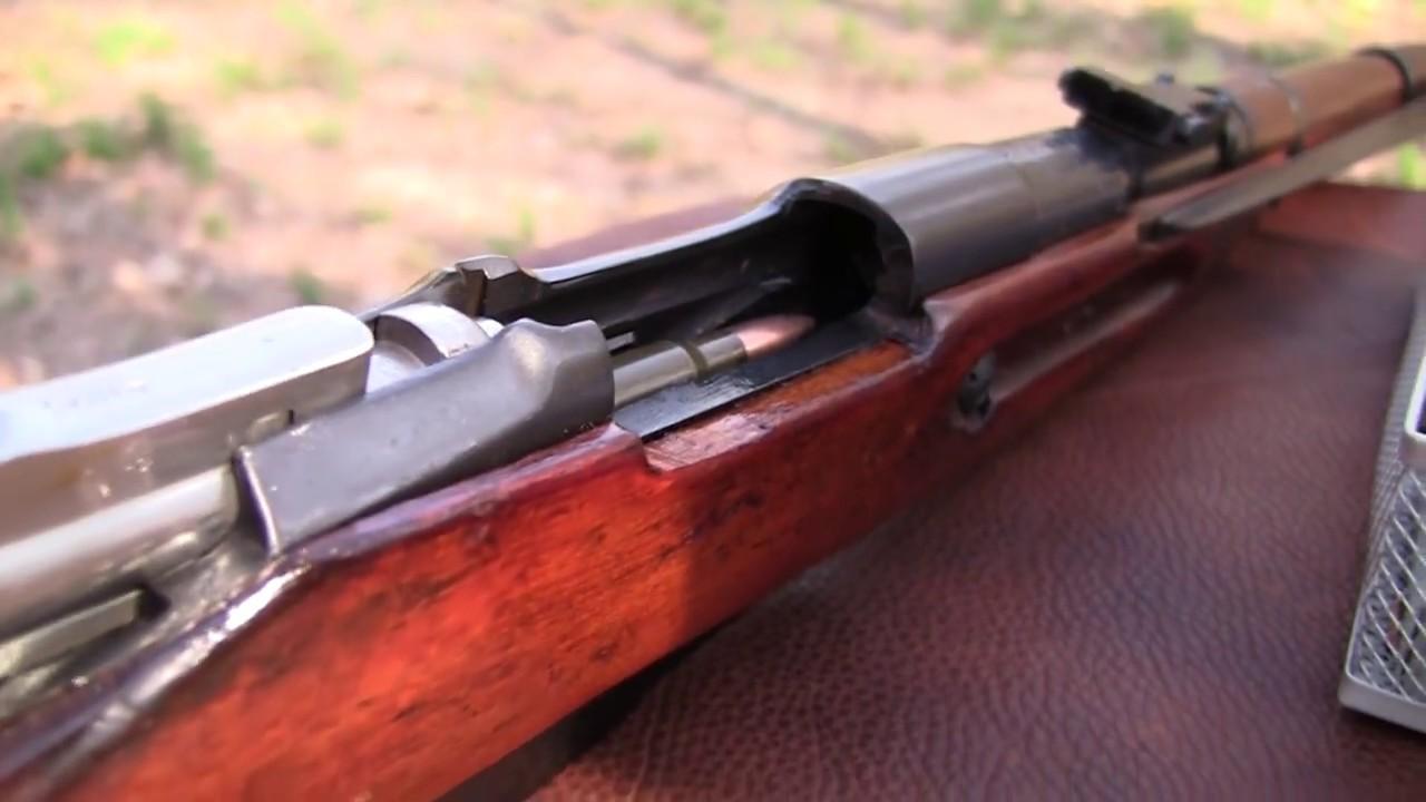 Mosin Nagant M44 Range 2