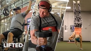 Real Life & Fitness | Ep 2 | Lifted Transformation Series