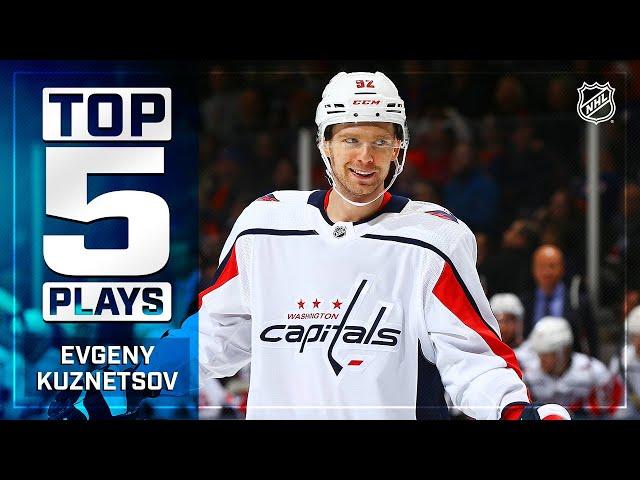 Top 5 Evgeny Kuznetsov Plays from 2019-20 | NHL