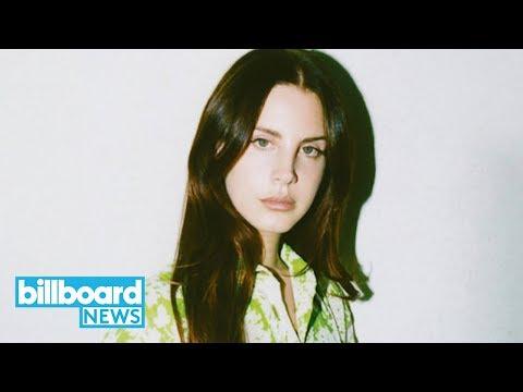 Lana Del Rey Debuts at No. 1 on Billboard 200 Albums Chart | Billboard News