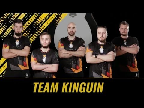Kinguin Grand Final Highlights VS Heroic (Games Clash Masters 2018)