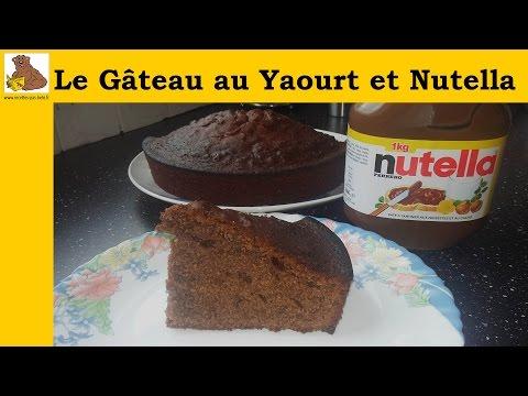le-gâteau-au-yaourt-et-nutella