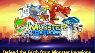Monster Builder: Craft, Defend Android Gameplay (HD)