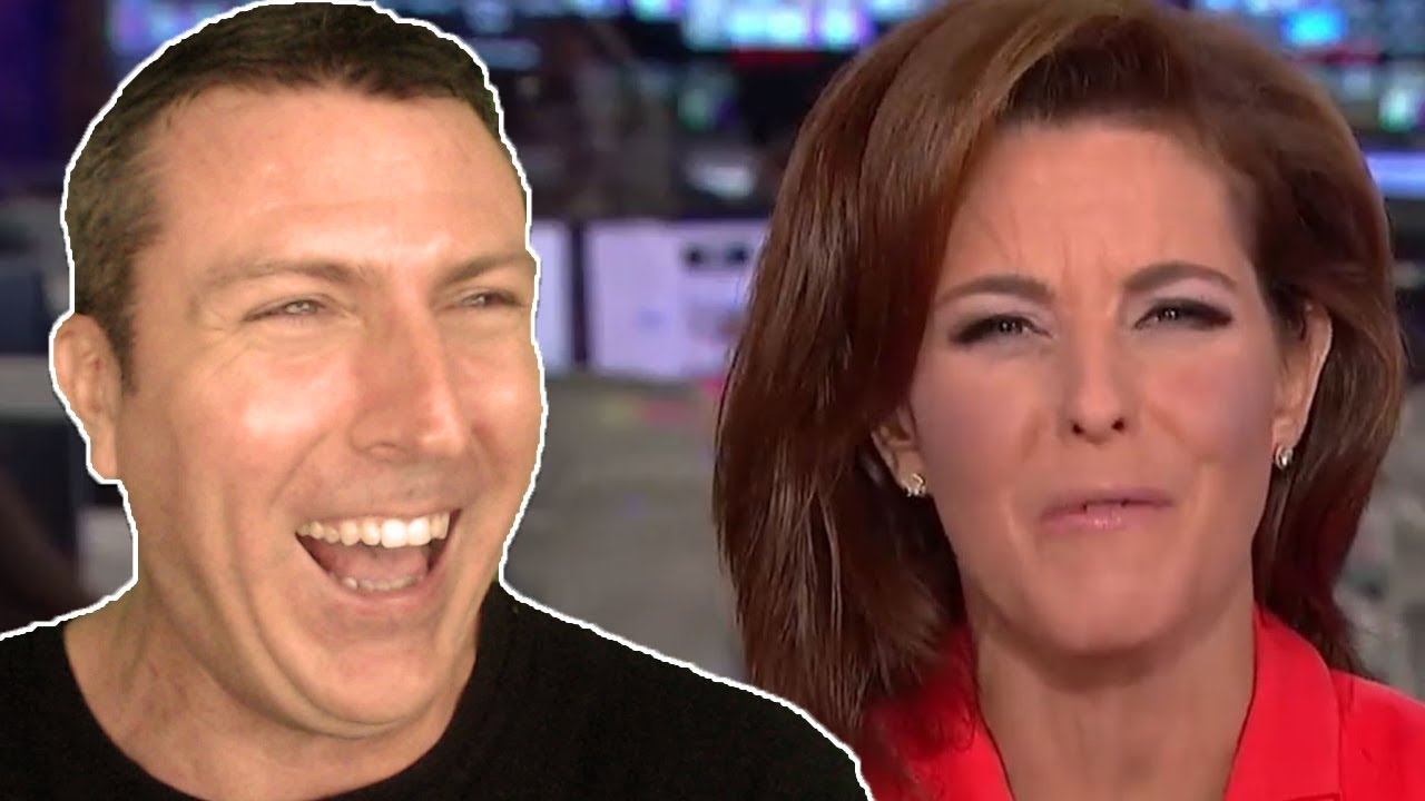 MSNBC Goes Down New Rabbit Hole