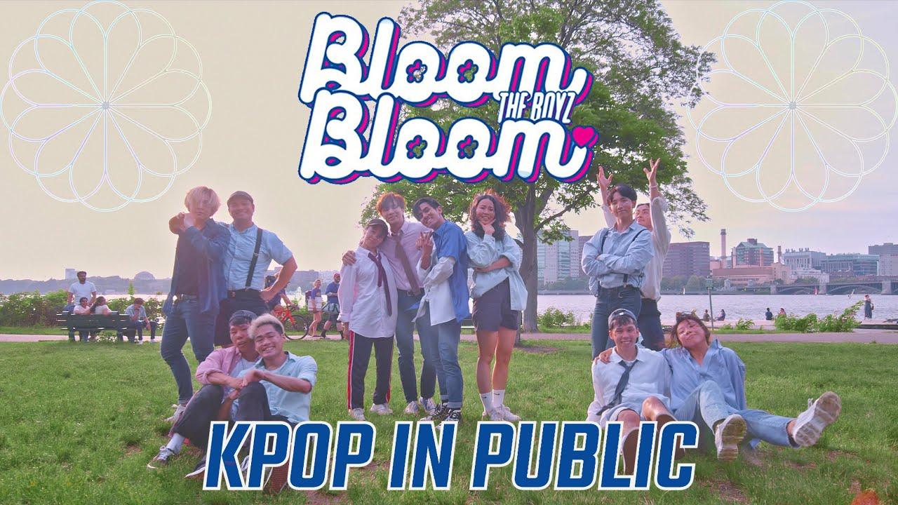 [KPOP IN PUBLIC - BOSTON] THE BOYZ (더보이즈) - 'Bloom Bloom' | Full Dance Cover by HUSH